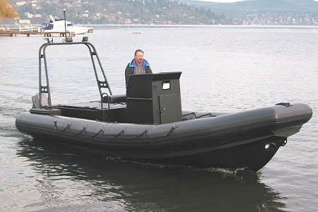 ER 25 - Pararescue - ER workboats - Small